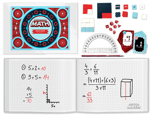 Revolution Math Kit