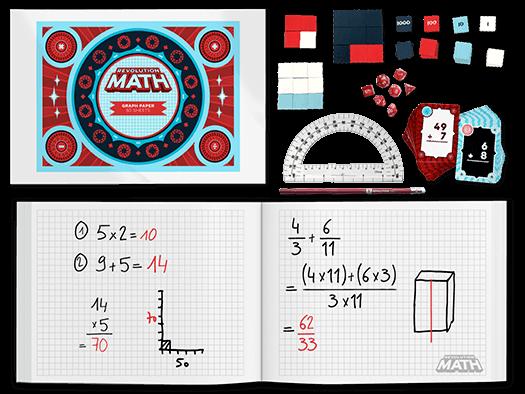 Revolution Math Kit